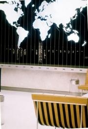 IBM Wall-Map